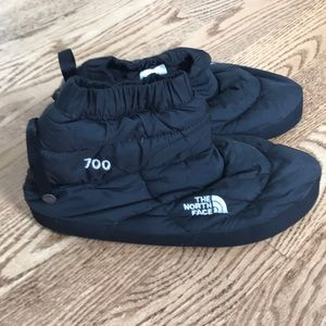 Men's the north face slippers